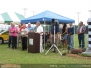 Agusta International Raceway Memorial Unveiling