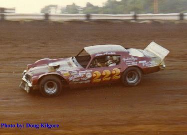 Leon Archer - 1979 Atomic Speedway
