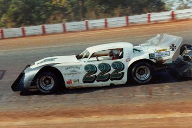 Leon Archer - 1981 NDRA Dixie Nat ls