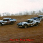 (56) Mills, (39) Hughes & (6) Archer - 1977 EAMS