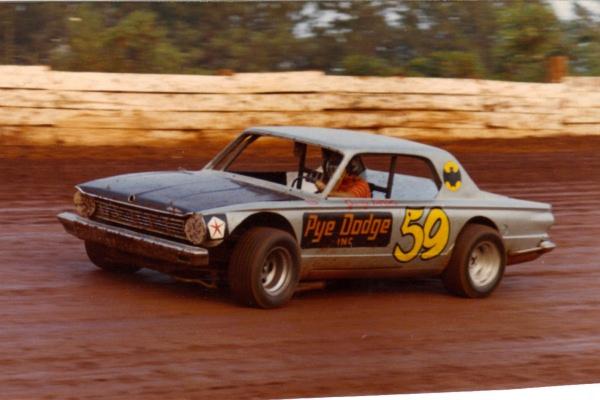 George Ayers - 1974 North GA Speedway