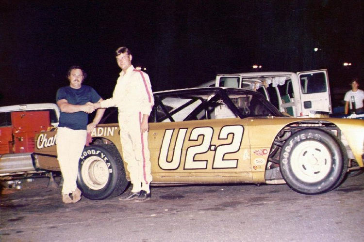 Mike Bagwell - Dixie Speedway