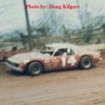 Leon Brindle - 1977 Cleveland Speedway