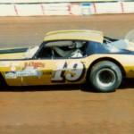 Ray Brooks - NDRA 1980 Dixie Speedway