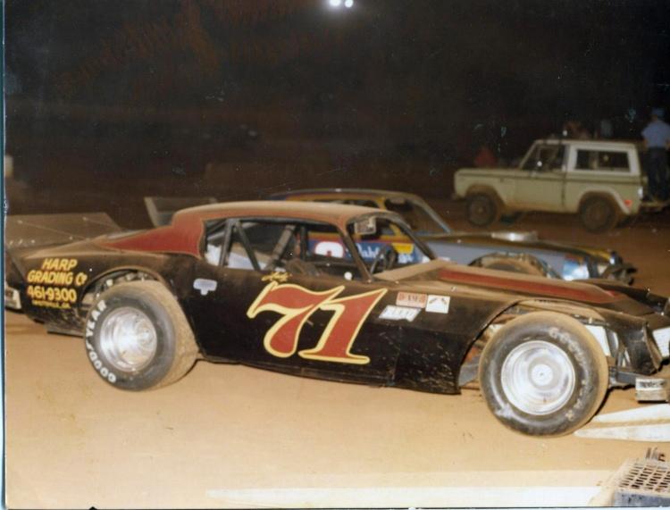 1979 - Andy Buffington & Doug Kenimer - Senoia Speedway