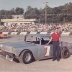 Bob Burcham - Boyds Speedway