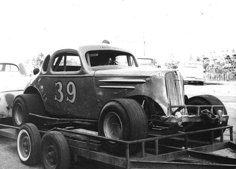Charlie Burdette - Jones County Speedway