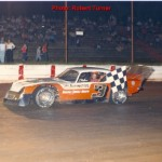1981 - Luther Carter - Dixie Speedway