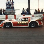 Luther Carter - 1982 Dixie Speedway