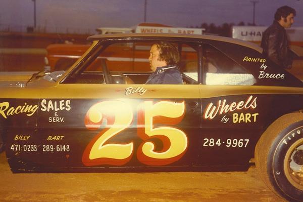 Billy Clanton - West Atlanta Raceway