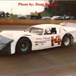 Dennis Clements - 1982 Lanier Raceway