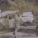Woody Coleman - Sept 1, 1957 Lakewood Speedway