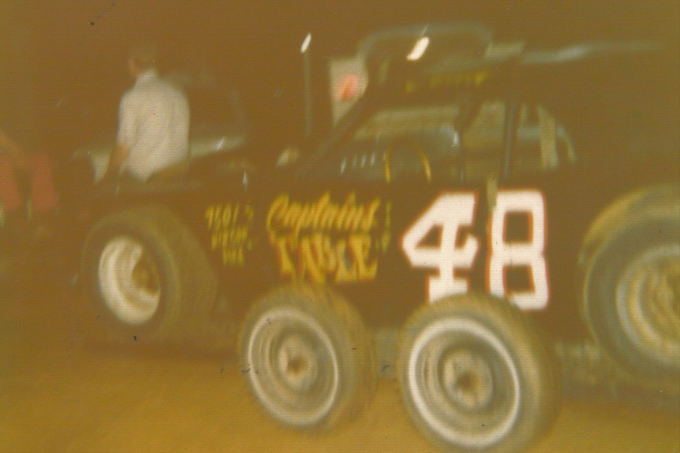 Fred Cooke at North Georgia Speedway