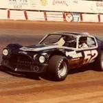 Horace Fowler - 1980 NDRA Dixie Speedway