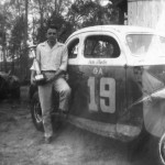 1953 - Laverne Kendrick and first car