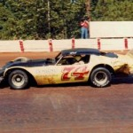 Doug Kenimer - 1980 NDRA Dixie Speedway