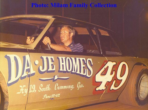 Early/Mid 70\u0027s & Lunsford Bud - Georgia Automobile Racing Hall of Fame Association