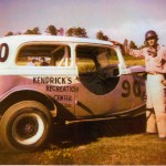 1957 - Willie McDonald - Albany Speedway