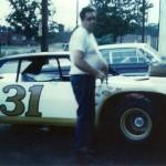 c1970 - Jimmy Merck - car owner