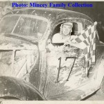 Charlie_Mincey_in_1st_car_-_1949_Peach_Bowl