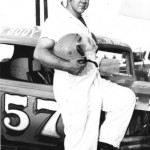 1965c - Joe Ramsey of Valdosta - Thunderbowl Speedway