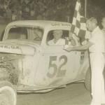 Dan_Rush_&_Earl_Coleman_-_Chulio_Speedway_early_1950s