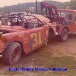 Richard Woodard - after N GA Speedway race