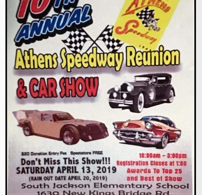 10th Annual Athens Speedway Reunion