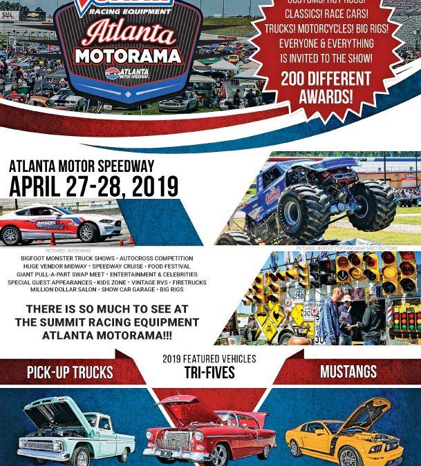2019 Atlanta Motorama